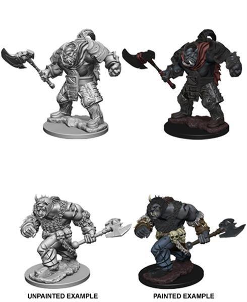 D&D MARVELOUS MINIS: Orcs