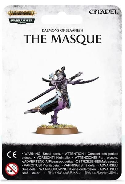 W40K: The Masque