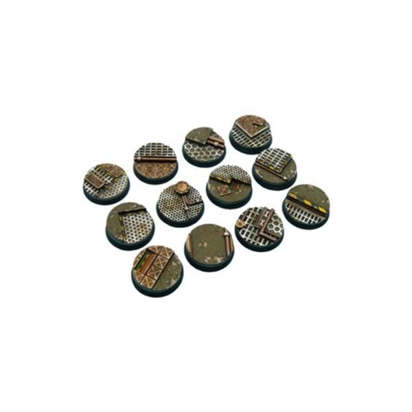 TECH BASES: Round 25mm (5)
