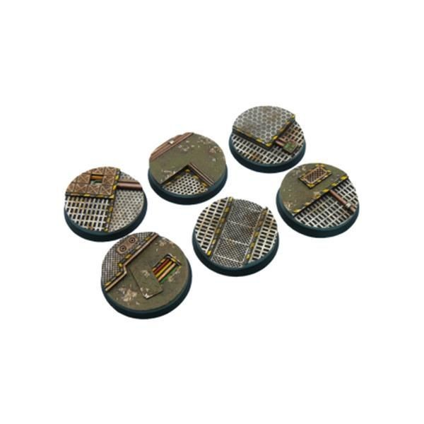 TECH BASES: Round 40mm (2)