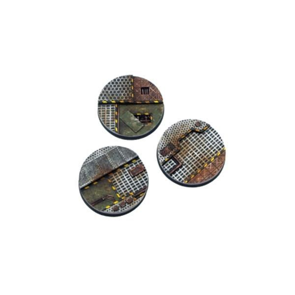 TECH BASES: Round 50mm (2)