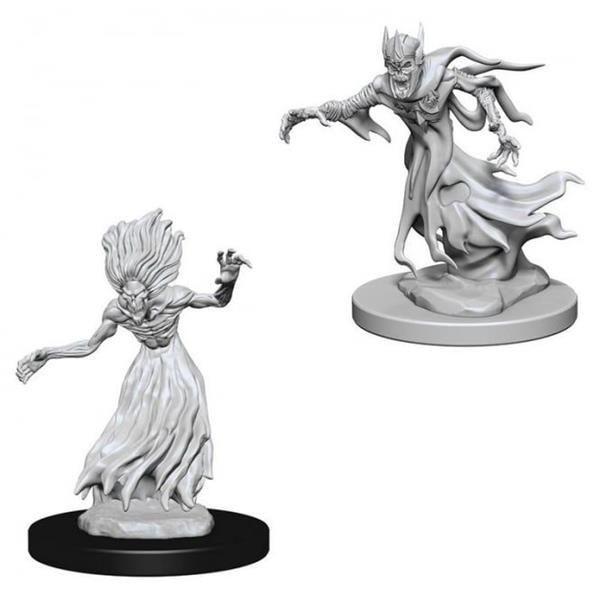 D&D MARVELOUS MINIS: Wraith & Specter