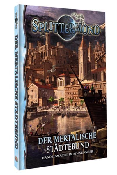 SPLITTERMOND: Der Mertalische Städtebund - DE