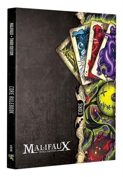 MALIFAUX 3RD: Core Rulebook - EN