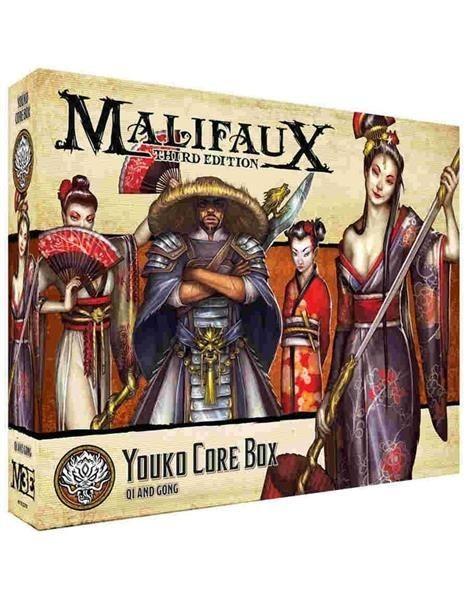 MALIFAUX 3RD: Youko Core Box