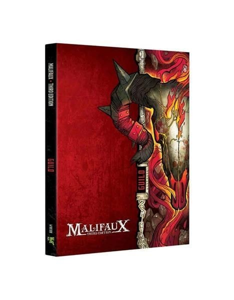MALIFAUX 3RD: Guild Faction Book - EN