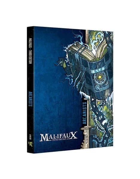MALIFAUX 3RD: Arcanist Faction Book - EN