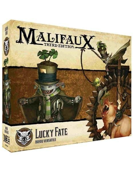 MALIFAUX 3RD: Lucky Fate