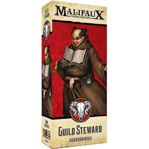 MALIFAUX 3RD: Guild Steward