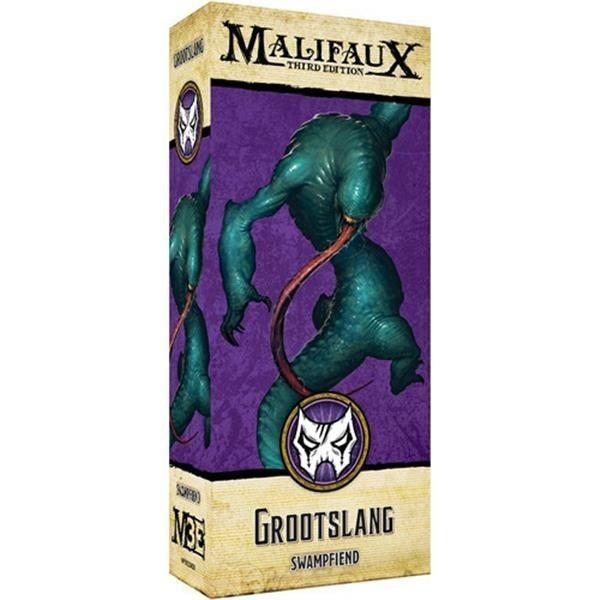 MALIFAUX 3RD: Grootslang