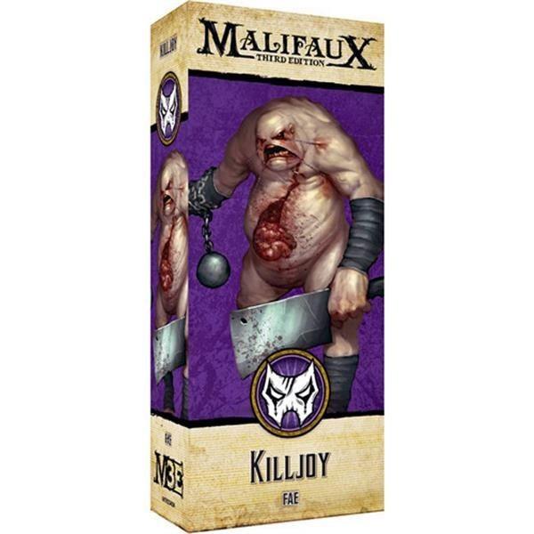 MALIFAUX 3RD: Killjoy