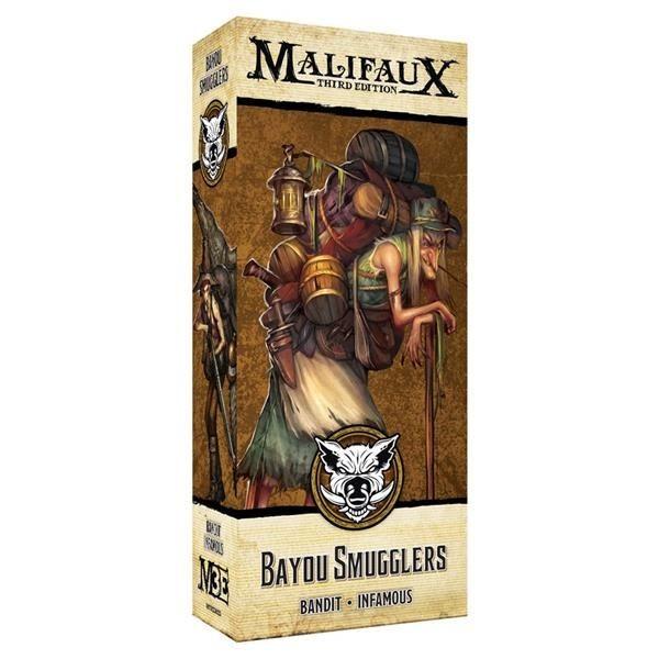 MALIFAUX 3RD: Bayou Smuggler