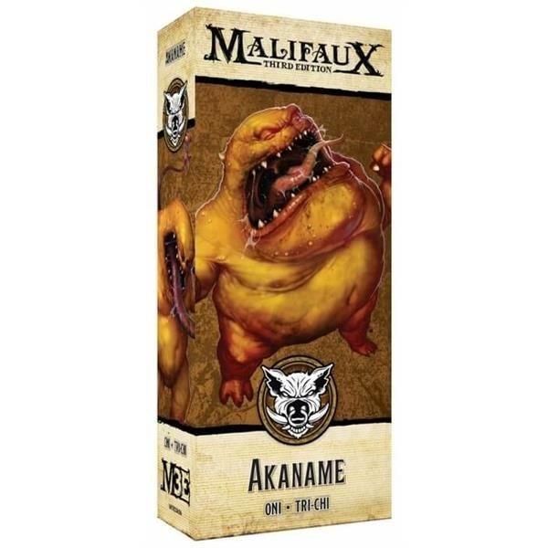 MALIFAUX 3RD: Akaname