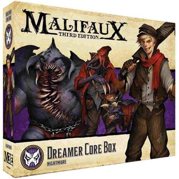 MALIFAUX 3RD: Dreamer Core Box