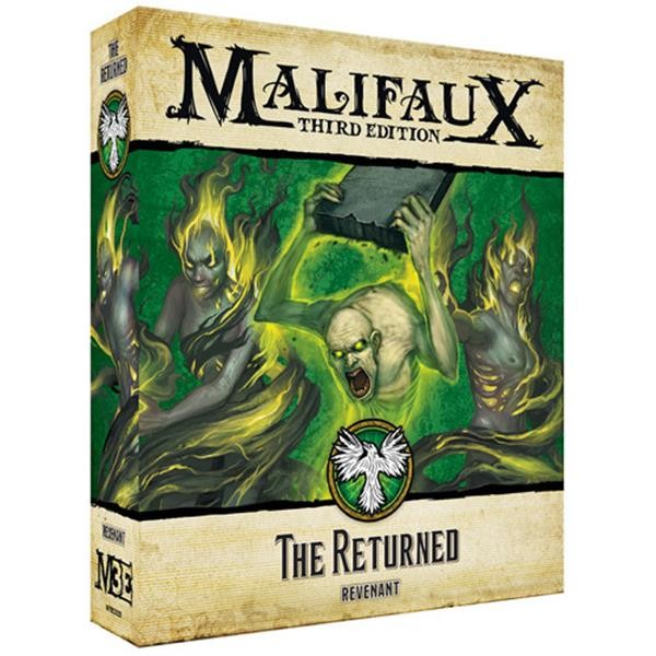 MALIFAUX 3RD: The Returned