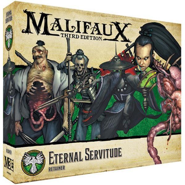 MALIFAUX 3RD: Eternal Servitude