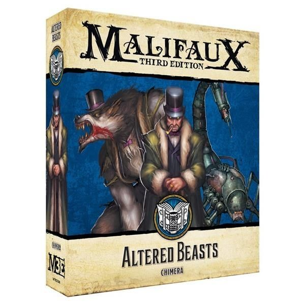 MALIFAUX 3RD: Altered Beasts