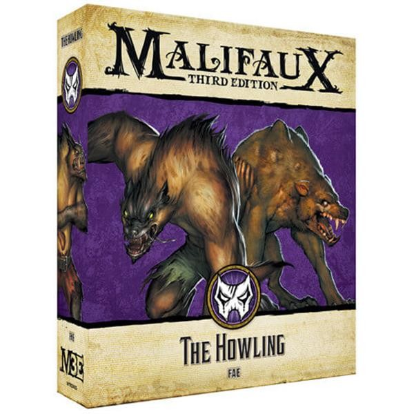 MALIFAUX 3RD: The Howling