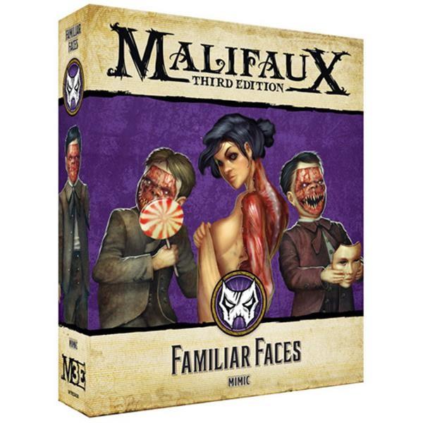 MALIFAUX 3RD: Familiar Faces