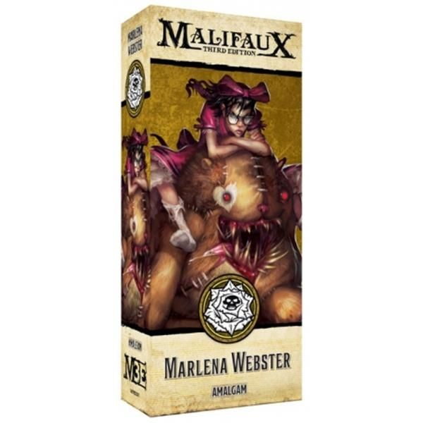 MALIFAUX 3RD: Marlena Webster