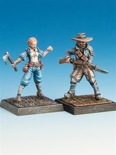 FREEBOOTERS FATE 2ND: Assaltore & Seesoldatin