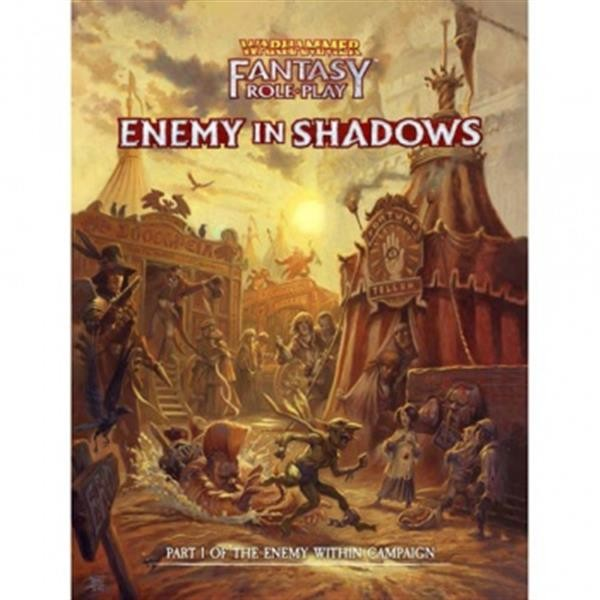 WFRP 4TH: Enemy in Shadows Vol 1 - EN