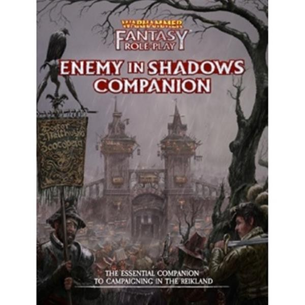 WFRP 4TH: Enemy in Shadows Companion - EN