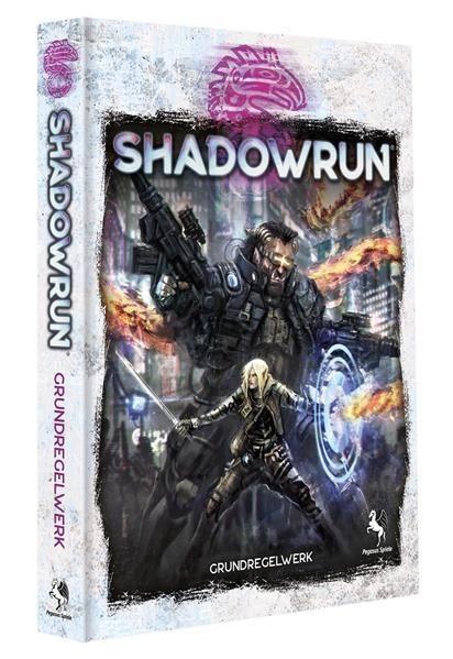 SHADOWRUN 6: Grundregelwerk (HC) - DE