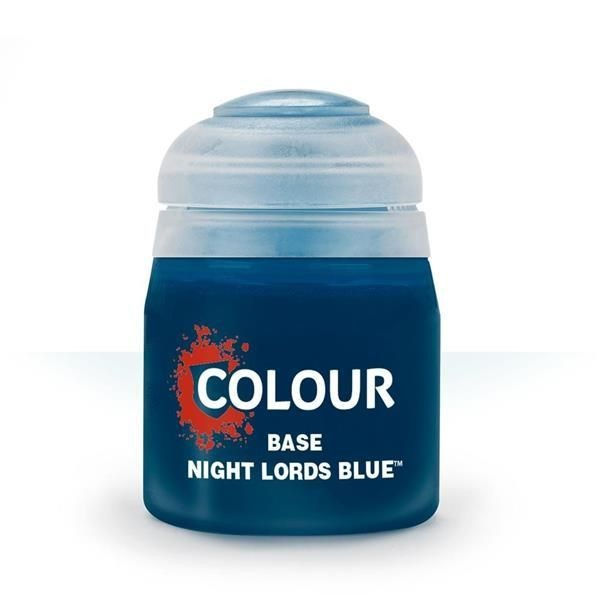 CITADEL BASE: Night Lords Blue