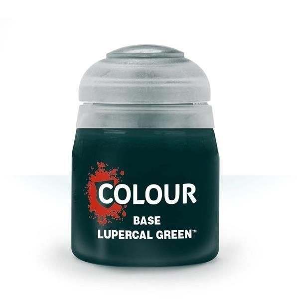 CITADEL BASE: Lupercal Green