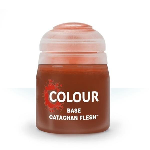 CITADEL BASE: Catachan Flesh
