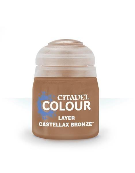 CITADEL LAYER: Castellax Bronze