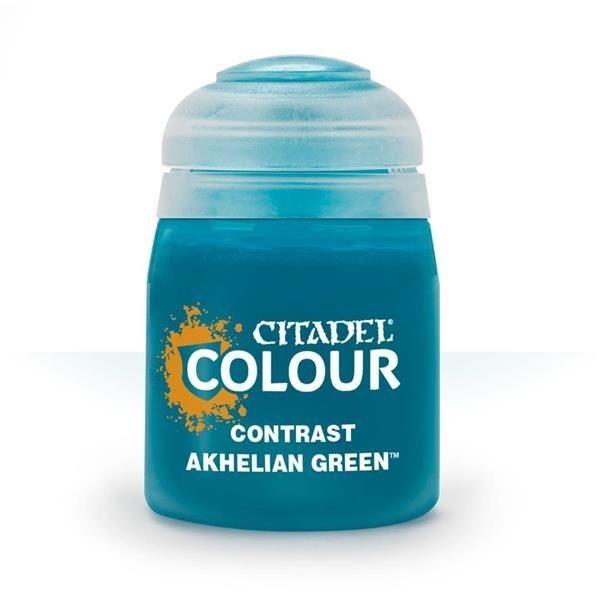 CITADEL CONTRAST: Akhelian Green