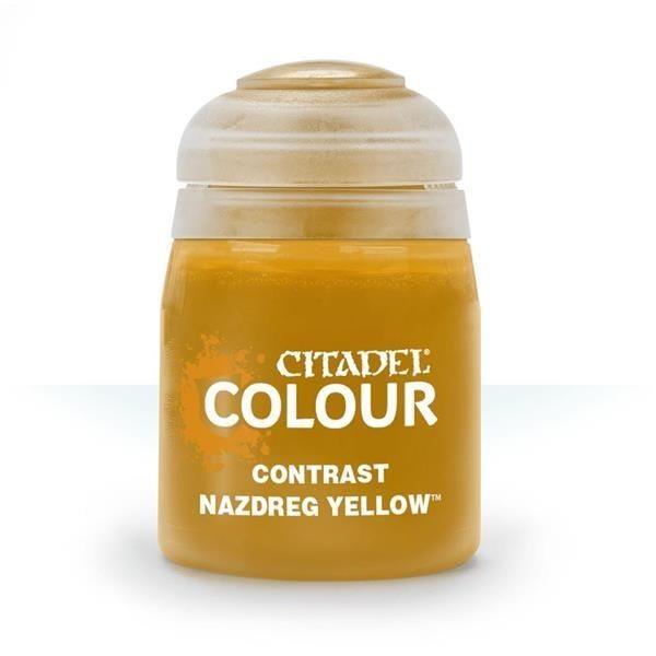 CITADEL CONTRAST: Nazdreg Yellow