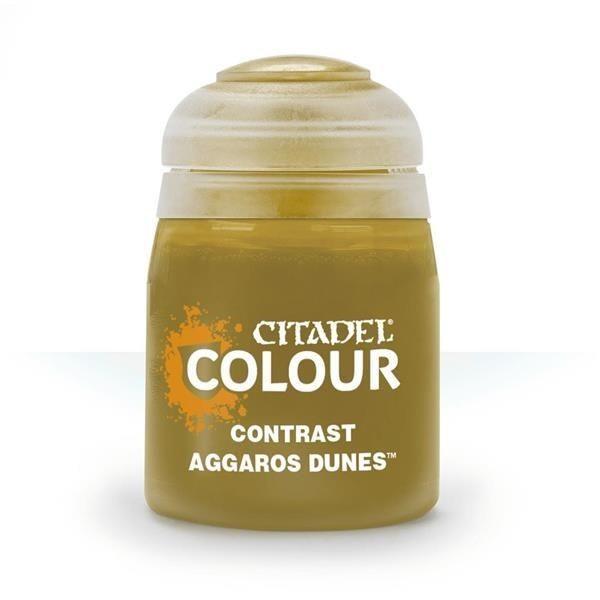 CITADEL CONTRAST: Aggaros Dunes