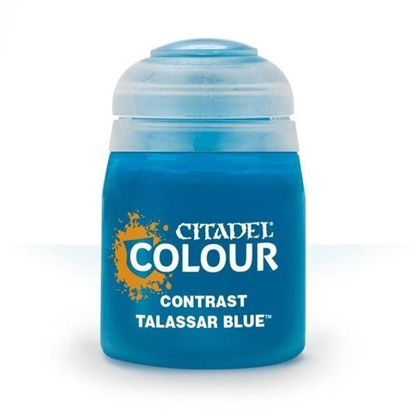 CITADEL CONTRAST: Talassar Blue