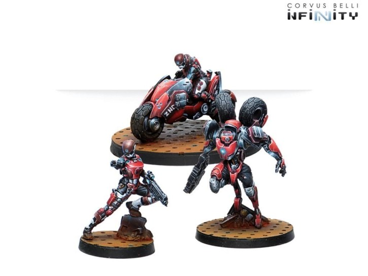 INFINITY: Fast Offensive Unit Zondnautica