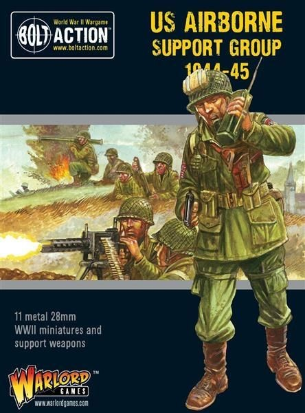 BOLT ACTION: US Airborne Support Group (1944-45)