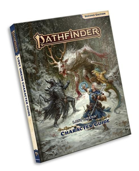 PATHFINDER 2ND: Lost Omens Character Guide - EN