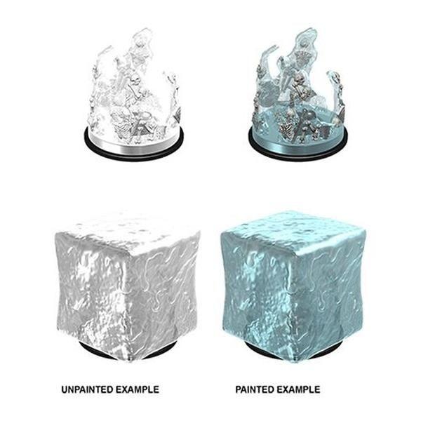 D&D MARVELOUS MINIS: Gelatinous Cube