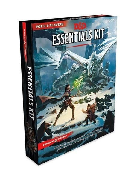 D&D RPG: Essentials Kit - EN