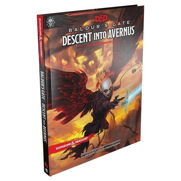 D&D RPG: Descent into Avernus - EN