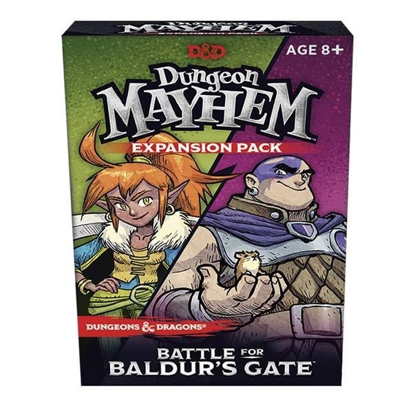 D&D: Dungeon Mayhem: Battle for Baldurs Gate - EN
