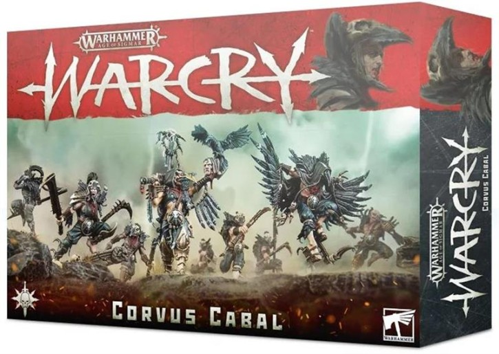 AOS: WARCRY: Corvus Cabal