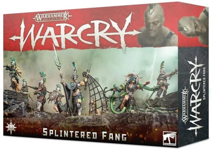AOS: WARCRY: The Splintered Fang