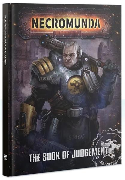 NECROMUNDA: The Book of Judgement - EN