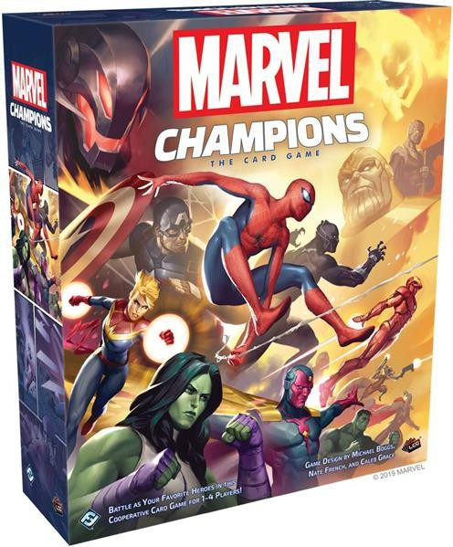 MARVEL CHAMPIONS LCG: Core Set - EN