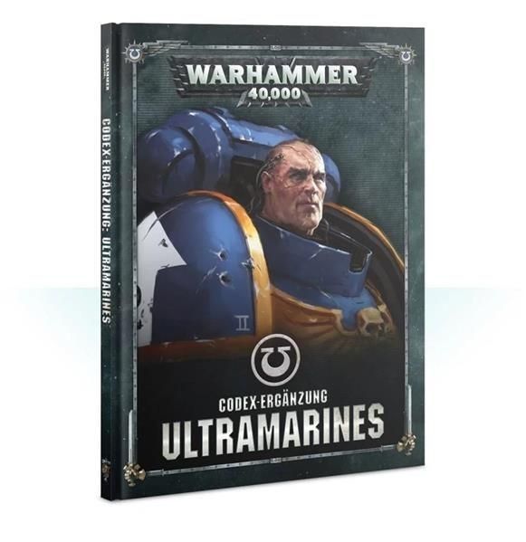 W40K: Codex: Ultramarines (HB) - DE