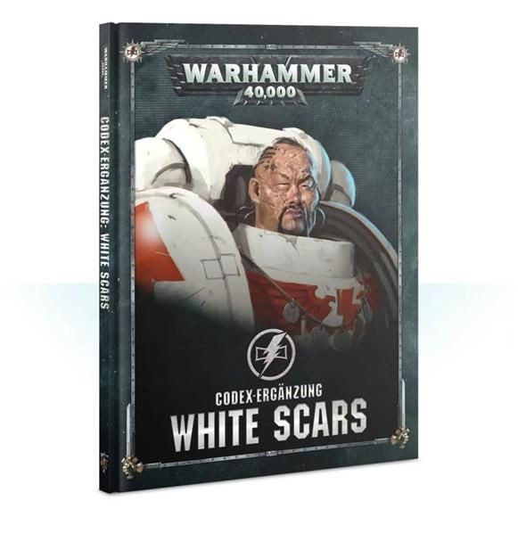 W40K: Codex: White Scars (HB) - DE