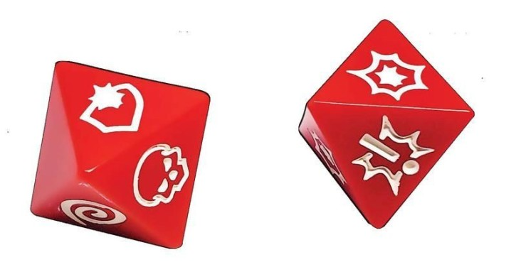 MARVEL CRISIS: Dice Pack